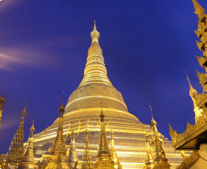 Hành trình về miền đất Phật Myanmar