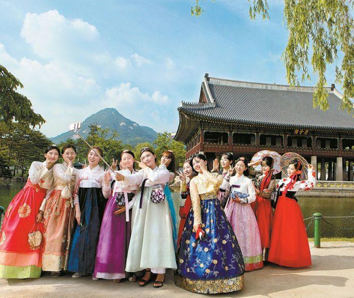 Có nên đi du lịch Hàn Quốc vào mùa hè?