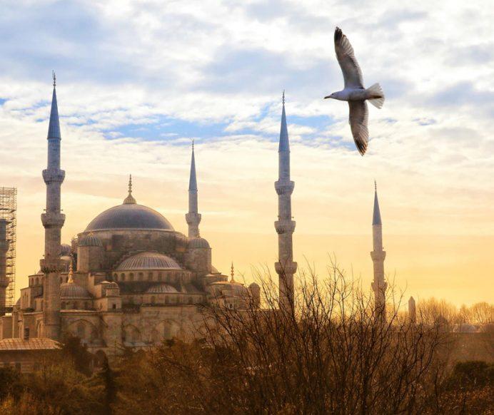 Những bức ảnh đẹp về Thổ Nhĩ Kỳ – Quốc gia nằm giữa hai lục địa Á Âu