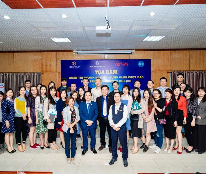 """Tọa đàm """"Du lịch Việt Mỹ và Châu Âu"""" – CLB Lữ hành UNESCO"""