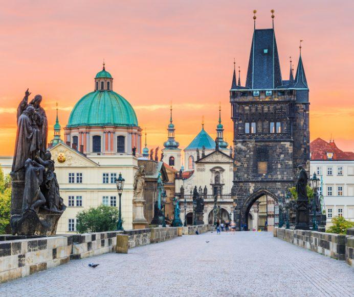 Công hòa Séc – Đất nước của những thành phố lịch sử