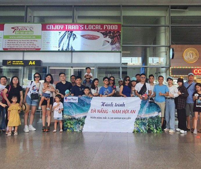 Đoàn tham quan Đà Nẵng – Nam Hội An 4-7/6/2020.