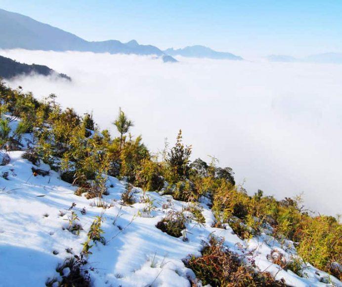 6 địa điểm du lịch mùa đông đẹp nhất tại Việt Nam