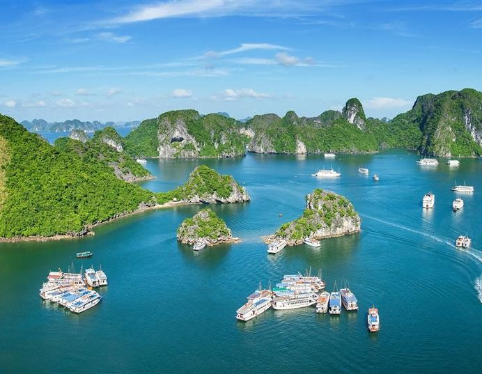 Điểm danh những địa điểm du lịch đẹp nhất tháng 5 trong nước